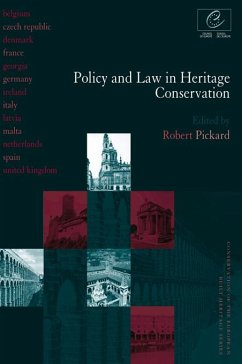 Policy and Law in Heritage Conservation (eBook, ePUB)