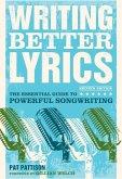Writing Better Lyrics (eBook, ePUB)