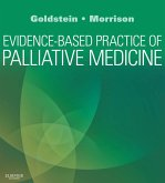 Evidence-Based Practice of Palliative Medicine E-Book (eBook, ePUB)