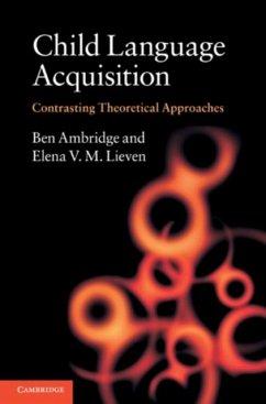 Child Language Acquisition (eBook, PDF) - Ambridge, Ben