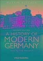 A History of Modern Germany (eBook, ePUB) - Kitchen, Martin