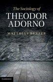 Sociology of Theodor Adorno (eBook, PDF)
