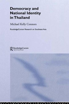 Democracy and National Identity in Thailand (eBook, ePUB)