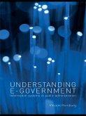 Understanding E-Government (eBook, ePUB)