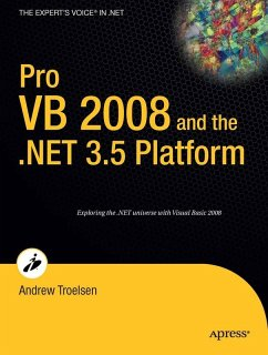 Pro VB 2008 and the .NET 3.5 Platform (eBook, PDF) - Troelsen, Andrew