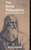 The Greek Philosophers (eBook, PDF)