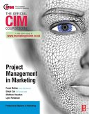 CIM Coursebook: Project Management in Marketing (eBook, ePUB)