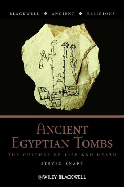 Ancient Egyptian Tombs (eBook, PDF) - Snape, Steven