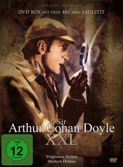 Sir Arthur Conan Doyle XXL: Vergessene Welten, Sherlock Holmes Special Edition - Ronald Howard,Howard Marion-Crawford,Achie Dunca