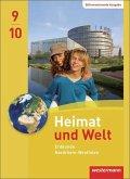 Heimat und Welt 9 / 1. Schülerband. Nordrhein-Westfalen