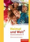 Heimat und Welt PLUS 5 / 6. Schülerband. Hessen