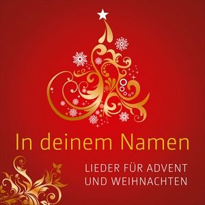 in deinem namen lieder f r advent u weihnachten cd. Black Bedroom Furniture Sets. Home Design Ideas