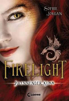 Brennender Kuss / Firelight Bd.1 (eBook, ePUB) - Jordan, Sophie