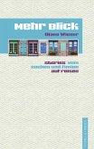 Mehr Blick (eBook, ePUB)