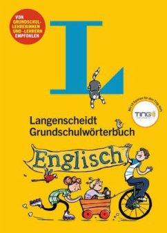 TING - TINGfähige Produkte. Langenscheidt Grundschulwörterbuch Englisch