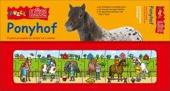 Ponyhof / Puzzle LÜK Tl.9
