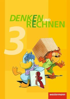 Denken und Rechnen 3. Schülerband. Grundschulen...