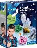Kristalle selbst züchten (Experimentierkasten), Starter-Set