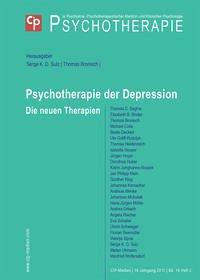 Psychotherapie der Depression