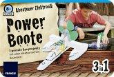 SmartKids Abenteuer Elektronik - Powerboote: 3 geniale Bauprojekte mit allen elektronischen Bauteilen