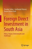 Foreign Direct Investment in South Asia