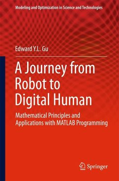 A Journey from Robot to Digital Human - Gu, Edward Y.L.