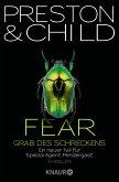 Fear - Grab des Schreckens / Pendergast Bd.12 (eBook, ePUB)