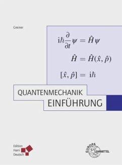 Theoretische Physik 04. Quantenmechanik 1 - Greiner, Walter