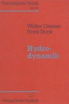 Theoretische Physik 02/A. Hydrodynamik