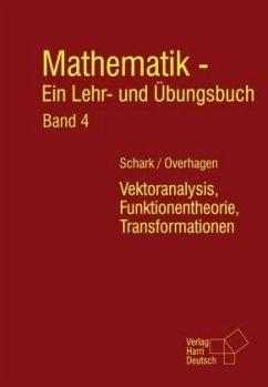 Mathematik - Ein Lehr- und Übungsbuch 4