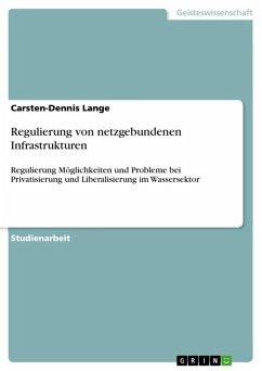 Regulierung von netzgebundenen Infrastrukturen (eBook, ePUB)