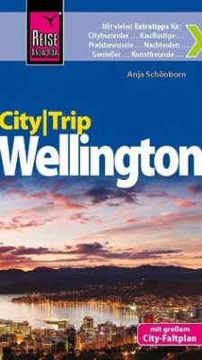 Reise Know-How CityTrip Wellington, Neuseeland