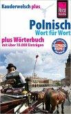 Kauderwelsch plus Polnisch - Wort für Wort
