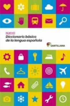 Nuevo Diccionario Basico de La Lengua Espanola - Santillana