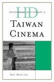 Historical Dictionary of Taiwan Cinema (eBook, ePUB)