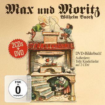 max und moritz und andere meisterwerke film auf cddvd