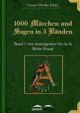 1000 Märchen und Sagen in 5 Bänden - Band 1 (eBook, ePUB)