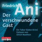 Der verschwundene Gast / Tabor Süden Bd.15 (MP3-Download)