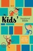 NIrV, The Kids Devotional Bible, Paperback