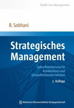 Strategisches Management - Sobhani, Bidjan