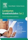 Lernkarten Krankheitslehre für die Heilpraktikerausbildung
