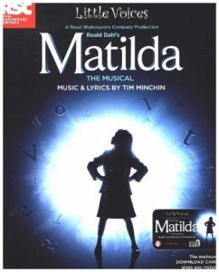 Little Voices - Matilda The Musical, m. Audio-CD