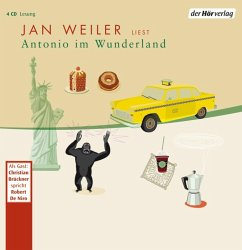 Antonio im Wunderland (MP3-Download) - Weiler, Jan