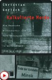 Kalkulierte Morde (eBook, PDF)
