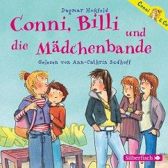 Conni, Billi und die Mädchenbande / Conni & Co Bd.5 (MP3-Download) - Hoßfeld, Dagmar