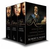The Romanovs - Box Set (eBook, ePUB)