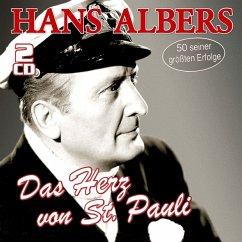 Das Herz Von St.Pauli-50 Große Erfolge - Albers,Hans