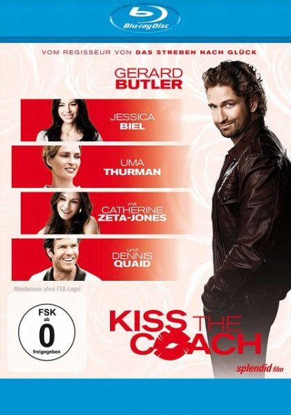 Kiss the Coach - Film auf Blu-ray - 52.7KB