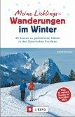 Meine Lieblings-Wanderungen im Winter