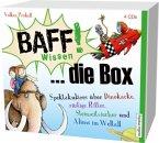 BAFF! Wissen ... die Box, 4 Audio-CDs